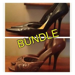 BCBG Shoes - 💢BUNDLE💢 for @sruthishyam