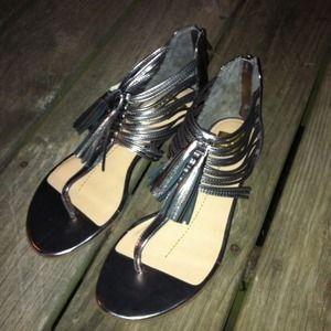 NWT Dolce Vita tassel sandels