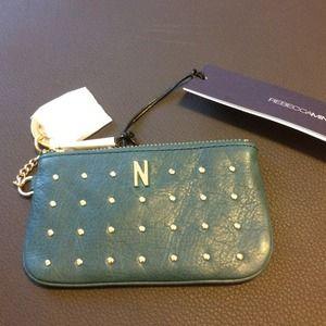 """Rebecca Minkoff """"N"""" coin/key purse."""