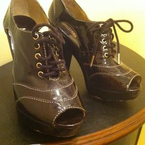 Michael Kors Shoes - Reduced--Michael Kors patent leather shoes.