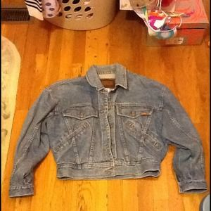Denim - reducedVintage Jordache jeanjacket great condition