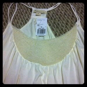 Forever 21 Tops - ❤SOLD❤ XXI Pretty Pearls!!!