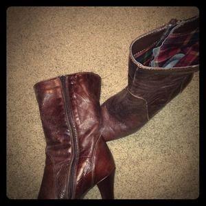 Aldo boots.