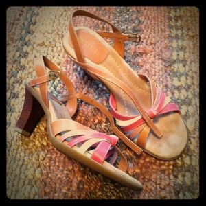 Shoes - Aerosole strappy spring sandals