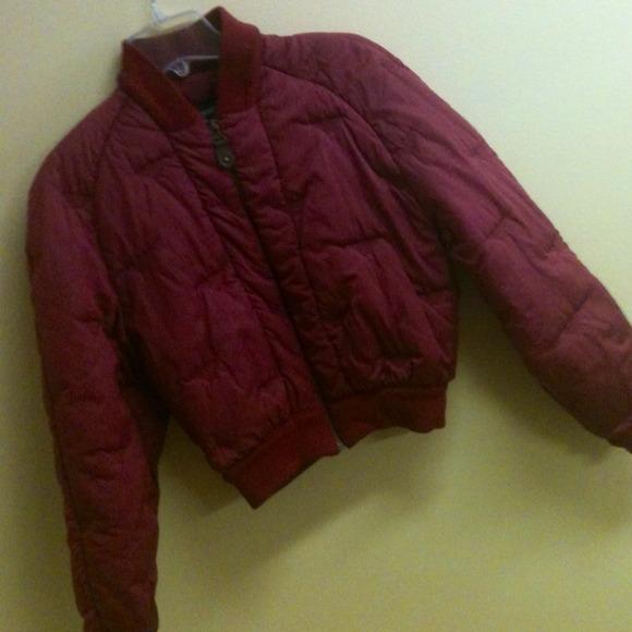 Emporio Armani Jackets & Blazers - EMPORIO ARMANI ! Fabulous Warm  Bomber Jacket