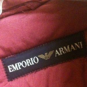 Emporio Armani Jackets & Coats - EMPORIO ARMANI ! Fabulous Warm  Bomber Jacket