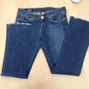 Lucky Brand Denim - Lucky Brand straight leg jeans