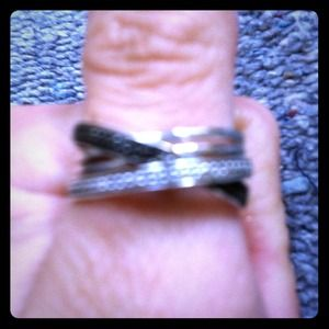Jewelry - ❌Traded❌size 7 sterling silver ring