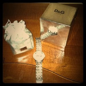 Dolce & Gabbana Jewelry - 🎉🎉SOLD SOLD D&G Watch