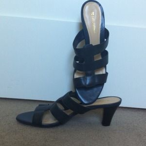 Strappy Navy sandal