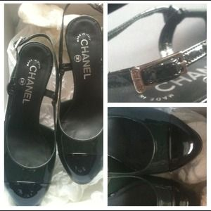 CHANEL Shoes - 💯 AUTHENTIC CHANEL Shoes NEW