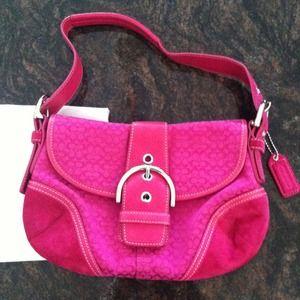 100% Auth. Coach handbag
