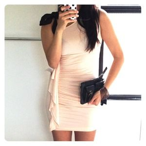 Asos pale pink dress - Brand new with tags!