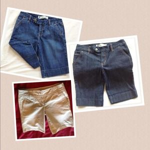 Denim - SALE: Shorts bundled.