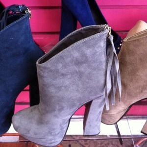 Boots - • Jacky' Booties •