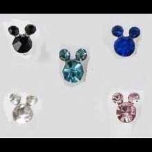 Jewelry New Mickey Mouse Nose Ring Studs Poshmark