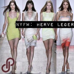 Iconic Herve Leger