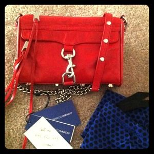 NO LONGER AVAILABLE - Rebecca Minkoff Mini MAC
