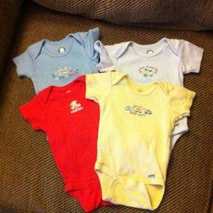 Other - Bundle! Baby boy onesies!
