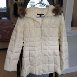 Express down quilted coat