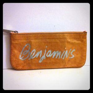 Rebecca Minkoff Clutches & Wallets - Rebecca Minkoff 'Benjamins' Zipper Wallet/Pouch