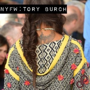 Tory Burch Sweaters - LIKE if you're into braids!