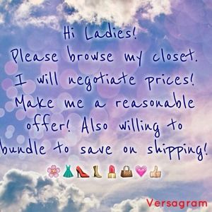 Other - Make me an offer! 😊