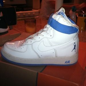 Nike Shoes - Limited edition Rasheed Wallace AF1 sneakers