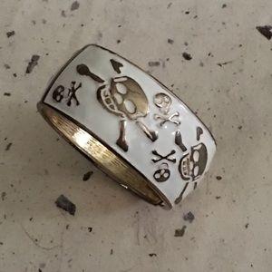 Jewelry - SkullX Statement Bangle