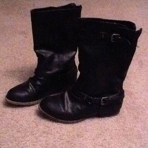 Girls Steve Madden boot