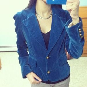 Guess Jackets & Blazers - Authentic Guess Velvet Blazer