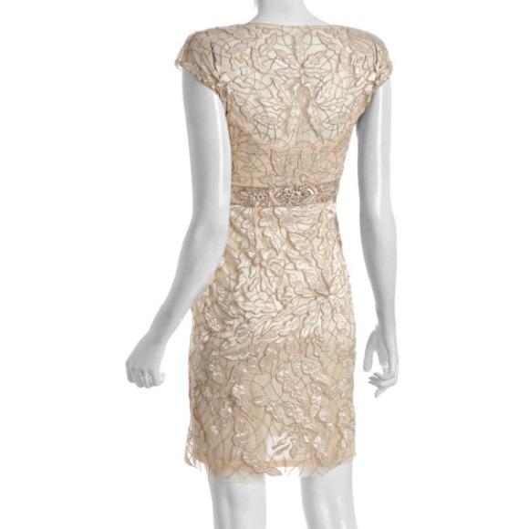 24% off Sue Wong Dresses &amp- Skirts - Sue Wong Blush Pink Beaded ...