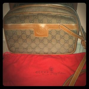Gucci Handbags - Vintage Gucci Shoulder Bag $90$70$65