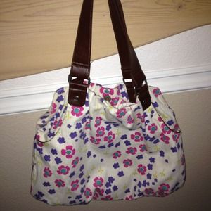 Cute flower bag!!