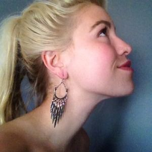 Accessories - Feather Earrings