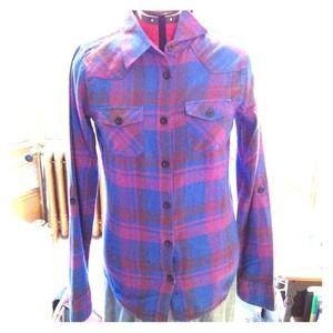 O'Neill Tops - O'neill Flannel Shirt