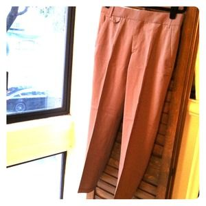 Zara Cropped Trousers, Size S