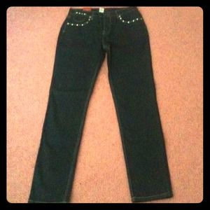 Denim - Skinny jeans -Brand new WITH TAGS (: