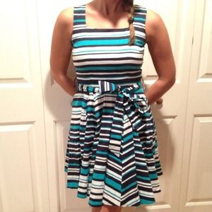 Delia's Striped Dress