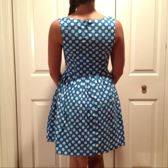 Delia's Dresses - Delia's Polka-dot Dress