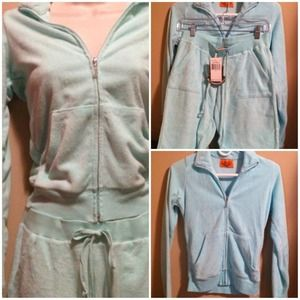 Juicy Couture Other - ✂PRICE CUT✂ Juicy couture terry track suit