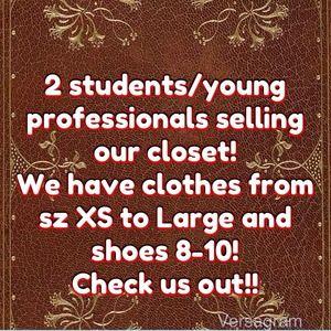Our closet!