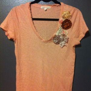 Bundle-J. Crew embellished t shirt & cardigan