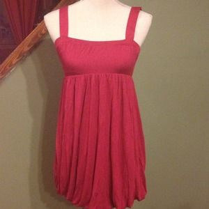 H&M Dresses & Skirts - SOLD H & M Fuchsia Dress/Top
