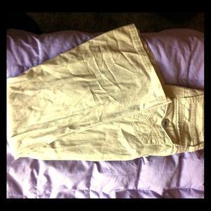 Pants - Kaki dress pants