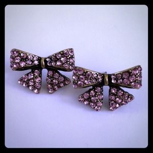 Jewelry - 🎀Bow Earrings🎀