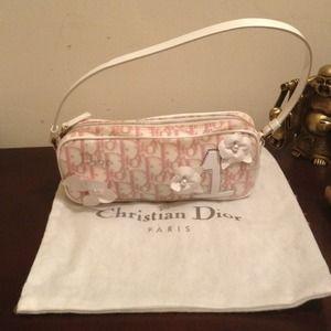 Reduced!!! Girly handbag by Dior