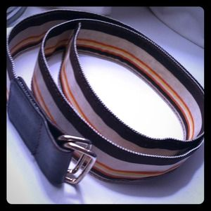 Preppy Ribbon Belt