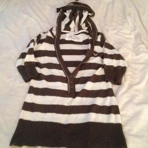 Super comfy striped sweater