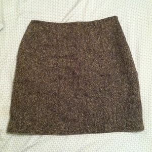 Ann Taylor Dresses & Skirts - Ann Taylor Tweed Mini / sz 2